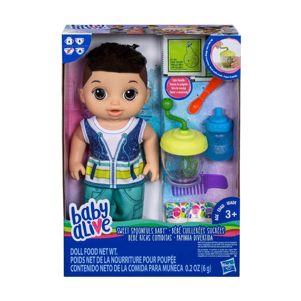 a35cea7d67 BABY ALIVE BEBE RICAS COMIDITAS    Estoy - Juguetería online