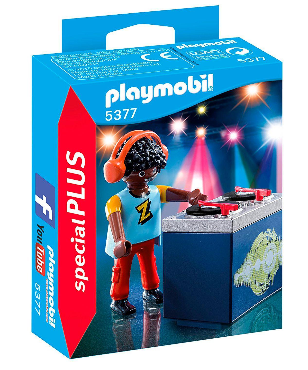 PLAYMOBIL ESPECIAL PLUS DJ    Estoy - Juguetería online 96becd88dda
